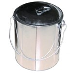 Campfire Billy Can with Lid - 1.5L
