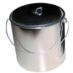 Campfire Billy Can with Lid - 6L