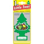 Little Trees - Card - Green Apple
