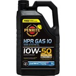 Penrite Engine Oil HPR Gas 10 - 10W-50 - 5L
