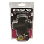 KT Cables Trailer Plug - 7 Pin Large Round with LED
