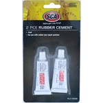 SCA Rubber Cement - 2 Pack - 12mL