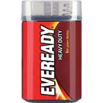 Eveready 6V Red Heavy Duty Lantern Battery
