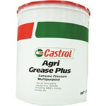 Castrol Agri Plus Grease Tub - 2.5Kg