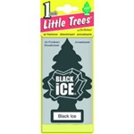 Little Trees - Card - Black Ice