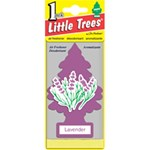 Little Trees - Card - Lavender