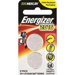 Energizer Lithium Battery - 2016 - 2 Pack