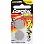 Energizer Lithium Battery - 2025 - 2 Pack