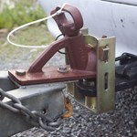 SCA Trailer Coupling Lock