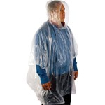 SCA Emergency Poncho - Clear