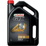 Castrol Engine Oil GTX 20W-50 - 5L