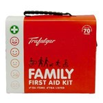 FIRST AID KIT FAMILY 126P TRAFALGAR