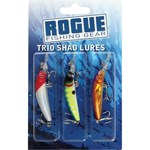 Rogue Shad Hard Body Lure - 3 Pack