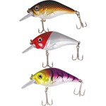 LURE TRIO FAT CRANK 3 PK ROGUE