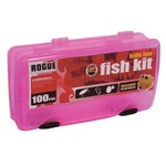 Rogue Kid's Tacklekit - Pink - 100 Piece