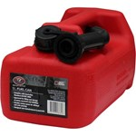 SCA Plastic Jerry Can - Fuel 5L (Red)