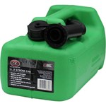 SCA Plastic Jerry Can - 2 Stroke 5L (Green)