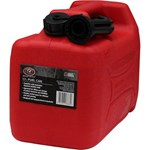 SCA Plastic Jerry Can - Fuel 10L (Red)