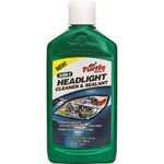 Turtle Wax Headlight Cleaner And Sealant - 266mL