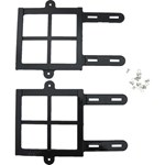 SCA L And P Plate Holder - Standard - 2 Pack