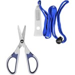 Rogue Braid Scissors with Lanyard