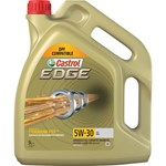 Castrol Engine Oil Edge DPF Diesel 5W-30 - 5L