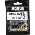 SWIVEL BARREL BR SZ10 35LB 12PK ROGUE