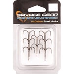 Savage Gear Treble Hooks - Size 4 - 9 Pack