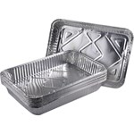 BBQ Foil Trays - Large - 10 Pack
