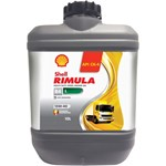 Shell Rimula R4L CK-4 Diesel Engine Oil - 15W-40 - 10L