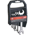 SCA Metric Spanner Set - Double Open End - 6 Piece