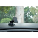 Cabin Crew Magnetic Universal Phone Holder - Suction Mount - Black