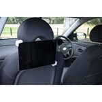 Cabin Crew Universal Tablet Holder - Clamp Mount - Black