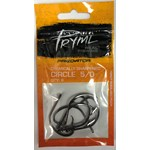 Pryml Predator Hooks Circle Black 5/0 8 Pack