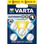 Varta Lithium Battery - 2032 - 5 Pack