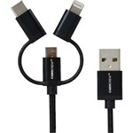 Cabin Crew Charging Cable Multi-Tip