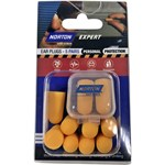 Norton Earplugs With Case - 5 Pair