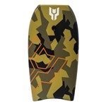 Tahwalhi Tribe Camo Bodyboard - 36in