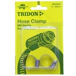 Tridon Hose Clamps - Part Stainless, 8-22mm, 2 Pieces